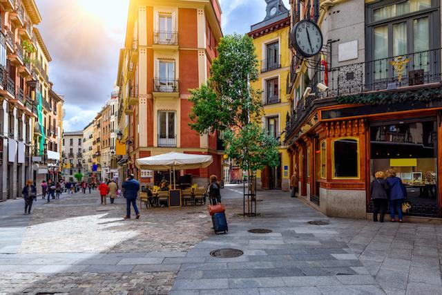 Road Trip Durch Zentralspanien Spanien Auto Europe