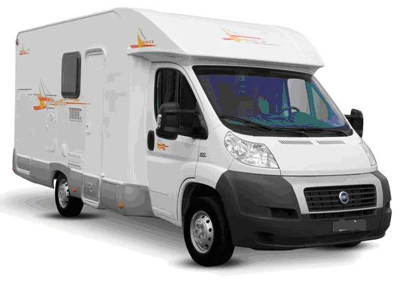 Motorhomes Italy Flotte - Gruppe A